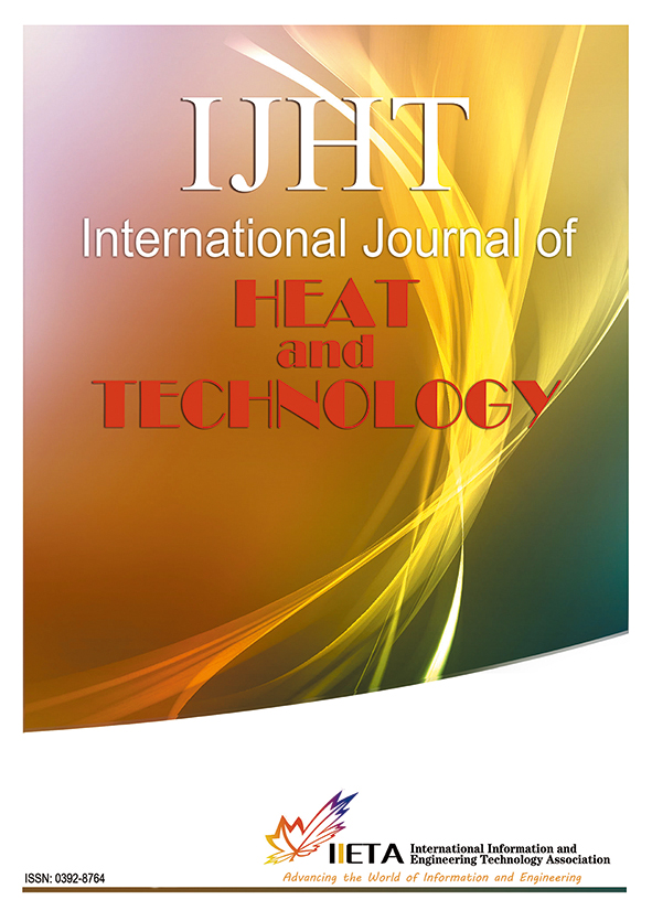 International Journal of Heat and Technology | IIETA