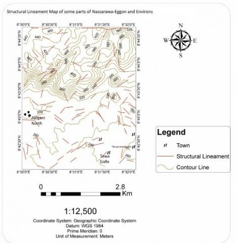 The Geology, Petrography, and Economic Potential of Parts of